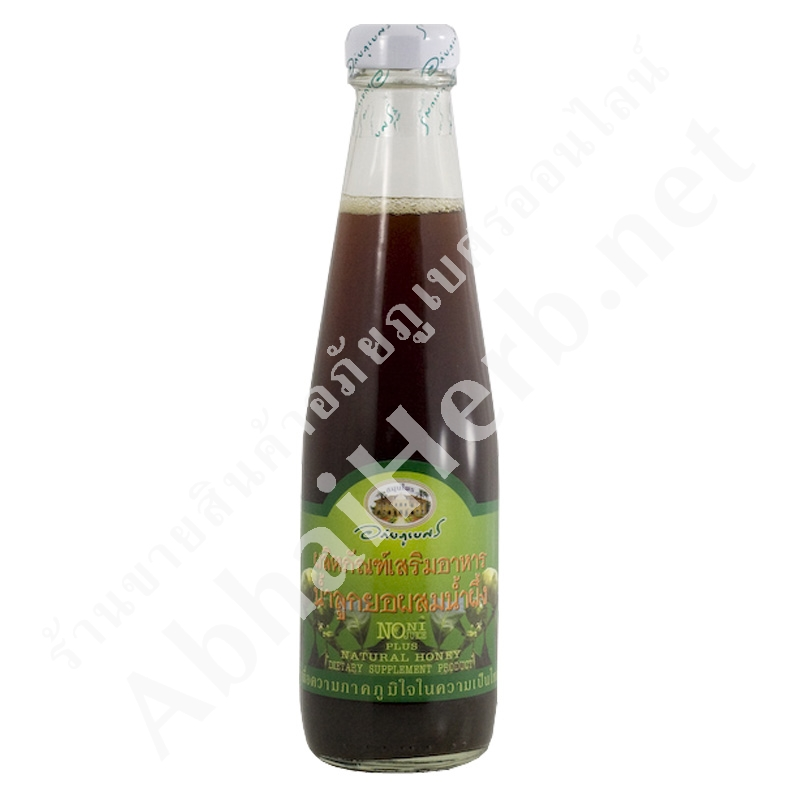 Noni Jouice Plus Natural Honey - Abhaiherb