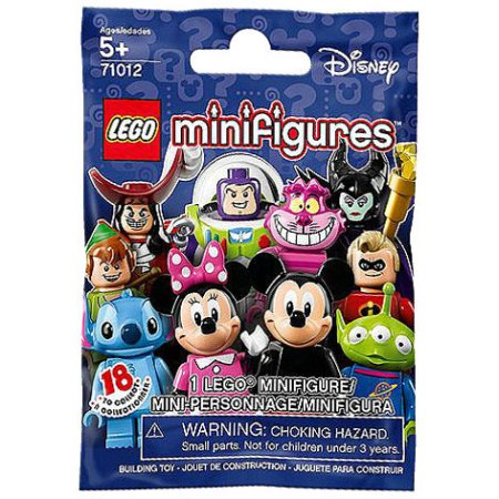 Lego Minfigures Disney Set 18 ตัว ครบ!!