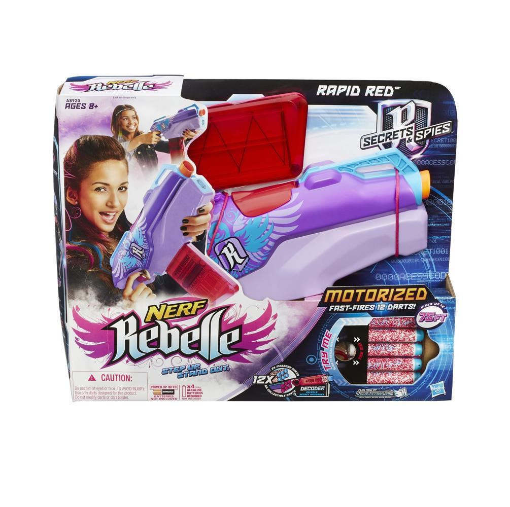 ปืน Nerf Rebelle Rapid Red Blaster ของแท้ ส่งฟรี