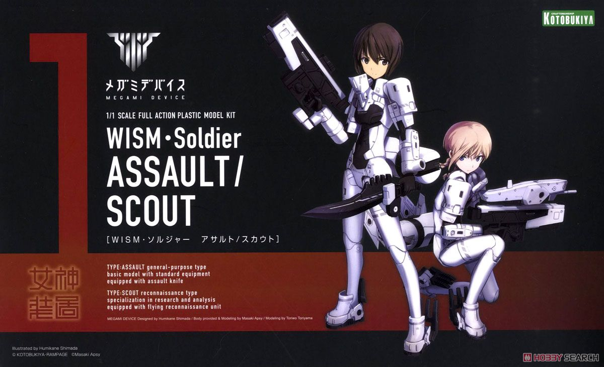 WISM Soldier Assault/Scout