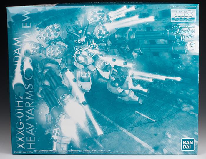P-Bandai Exclusive: MG 1100 Heavyarms Custom EW