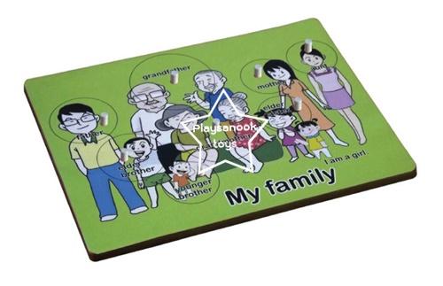 SKC-75 ภาพตัดต่อครอบครัว My family