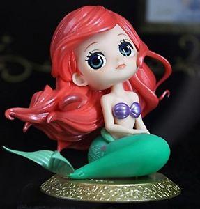 Ariel ของแท้ JP - Q Posket Disney - Special Color [โมเดล Disney]