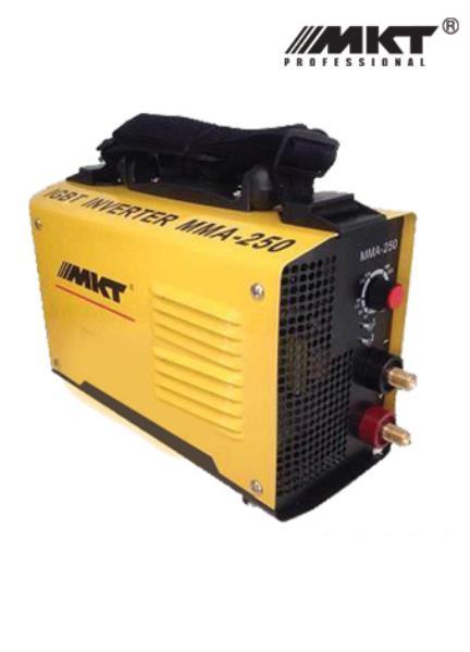 ตู้เชื่อมสะพาย Inverter MMA-250 Amp MKT รุ่น M (xx-mma-M250)