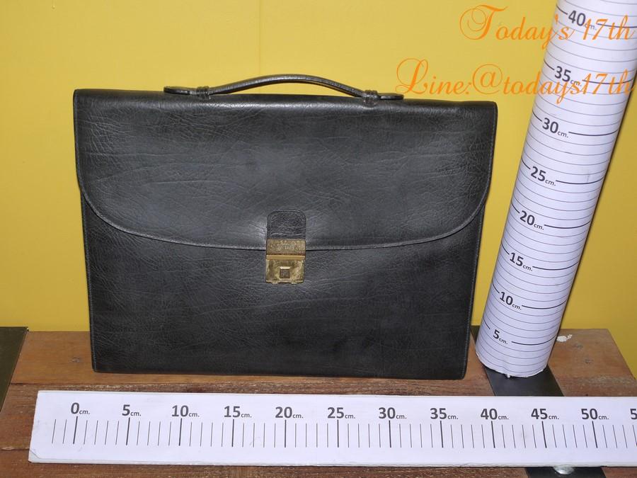 กระเป๋าเอกสารหนังแท้ BALLY