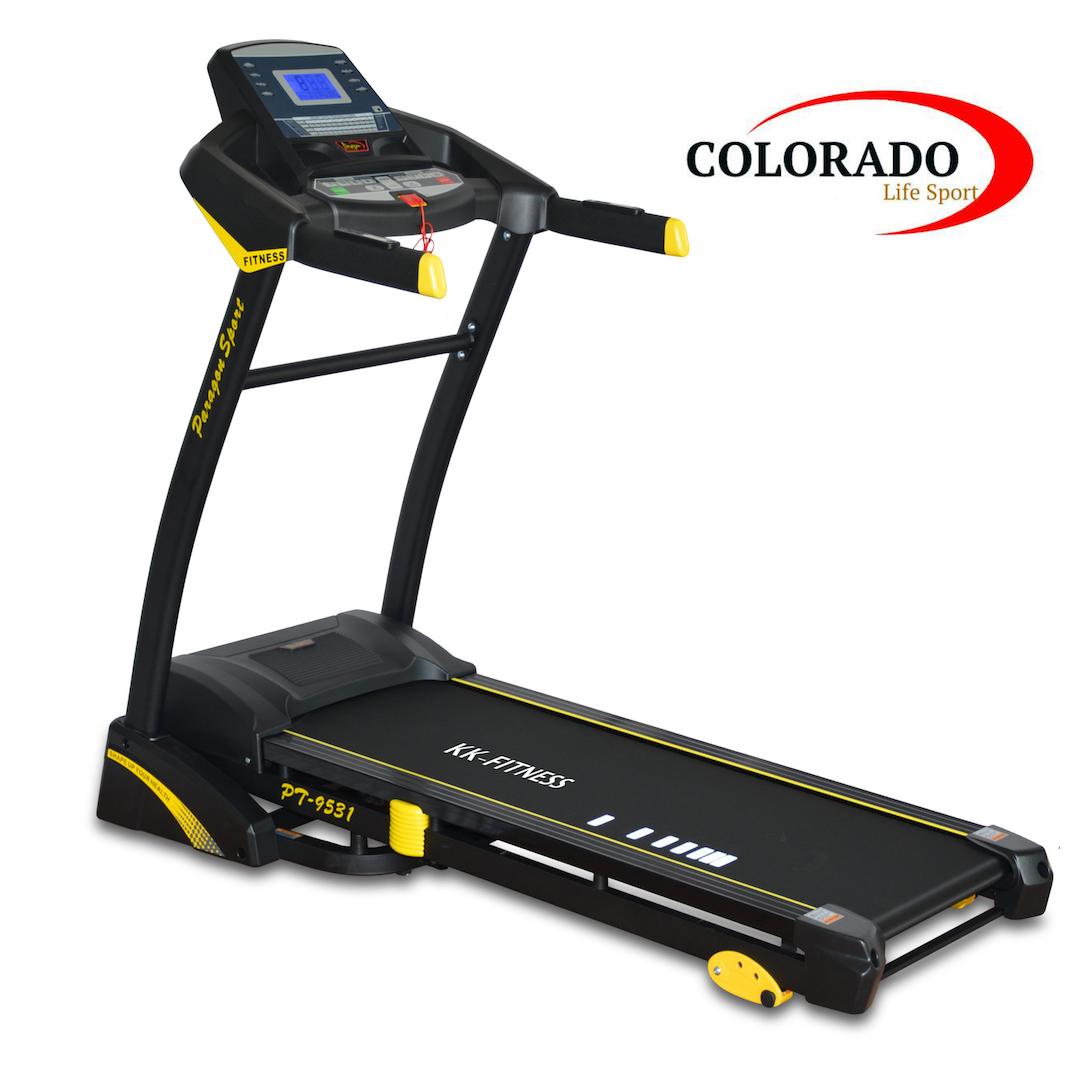 ลู่วิ่งไฟฟ้า : Colorado PT9531B - 2.5 HP (DC)