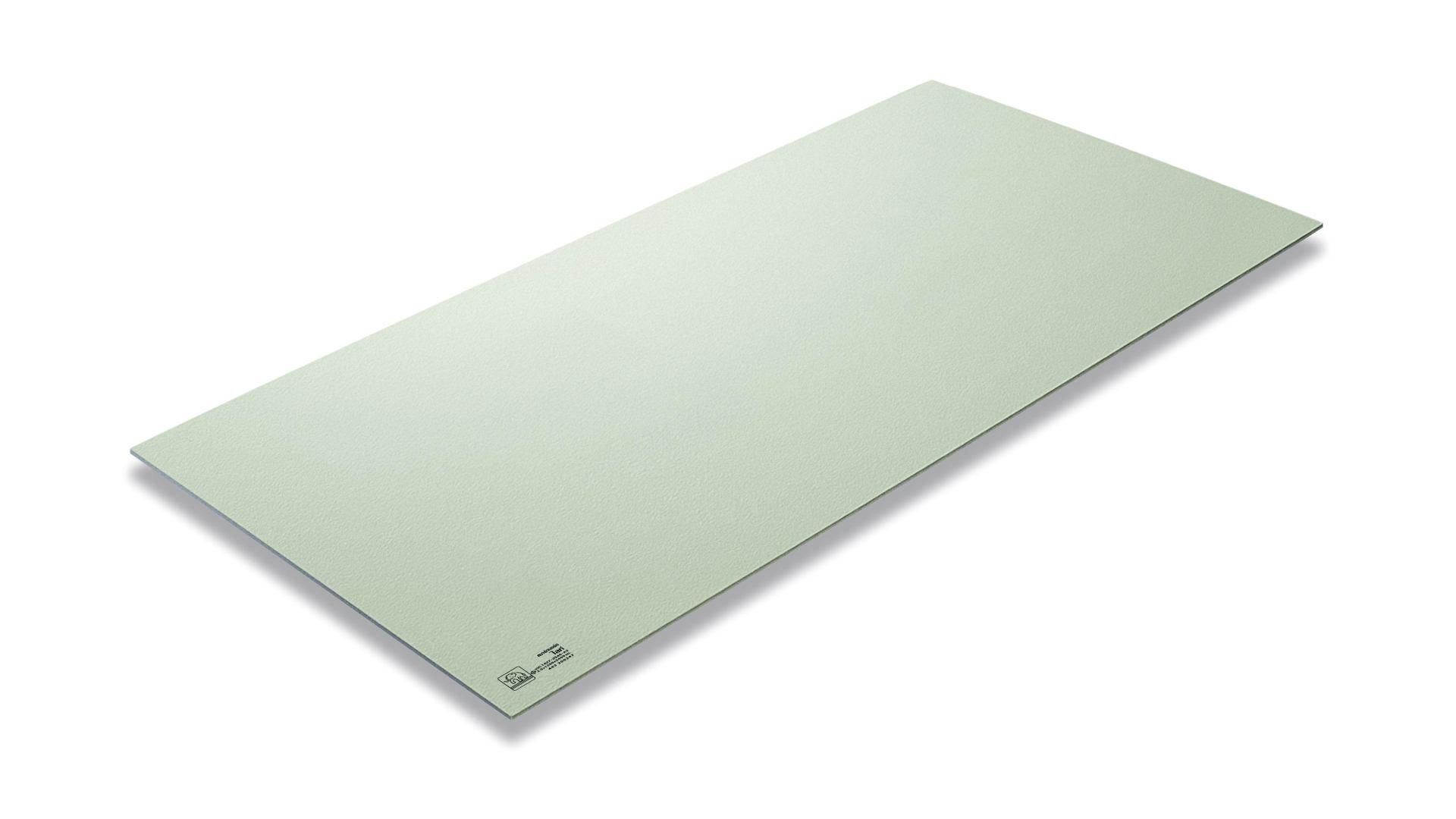 สมาร์ทบอร์ด เอสซีจี รุ่นขอบเรียบ ขนาด 120X240X0.6 ซม. สีซีเมนต์
