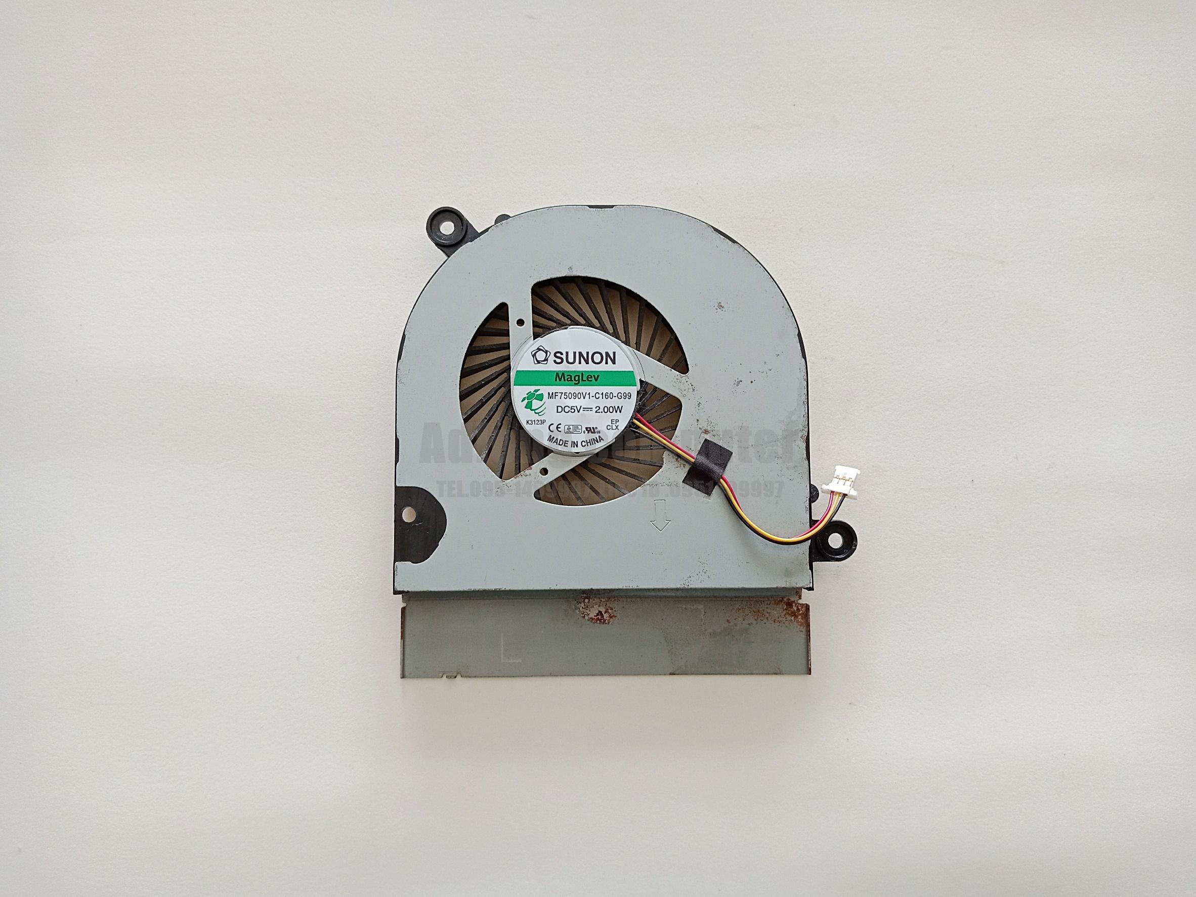 พัดลมระบายความร้อน Asus K45A