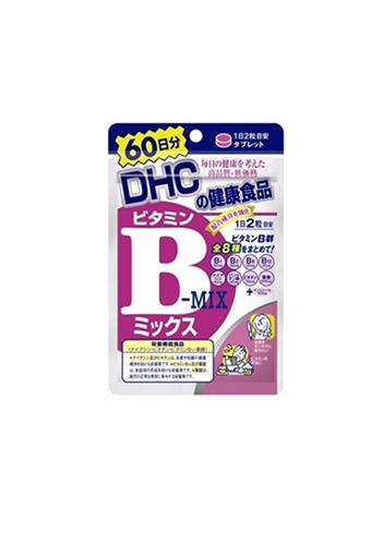 คลิ๊กมีรีวิว DHC vitamin B mixed วิตามินบีรวม 60 วัน สิวอุดตัน สิวอักเสบ หน้ามันน้อยลง ผิวพรรณดูสวยสาวกว่าวัย หน้านิ่มดูผ่อง