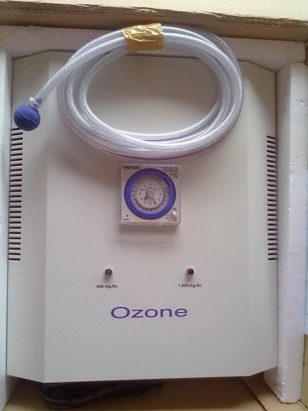 เครื่องผลิตรโอโซน 1000 mg.