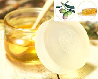 DHC Mild Soap 90g.สบู่น้ำผึ้งน้ำมันมะกอก