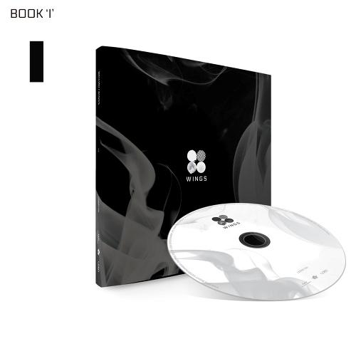 BTS - Album Vol.2 [WINGS] หน้าปก I Ver.