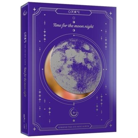 GFRIEND - Mini Album Vol.6 [TIME FOR THE MOON NIGHT] (Night Ver.)