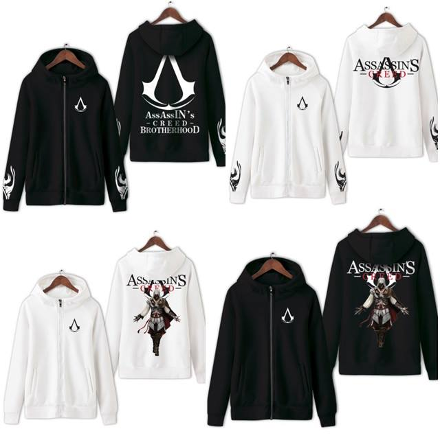 เสื้อแขนยาว Assassin Creed [พรีออร์เดอร์]