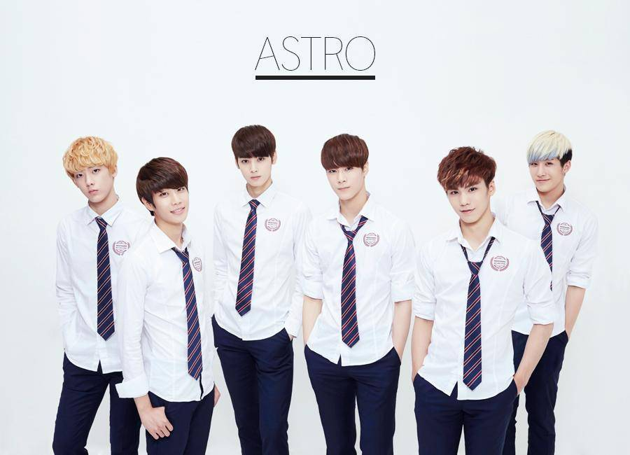 ASTRO - Mini Album Vol.1 [Spring Up]