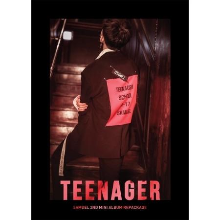 Samuel - Repackage Album [TEENAGER] + โปสเตอร์ พร้อมกระบอกโปสเตอร์