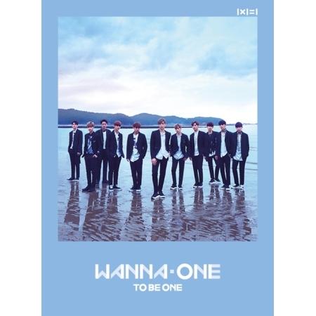 WANNA ONE - Mini Album Vol.1 (Sky Ver.)