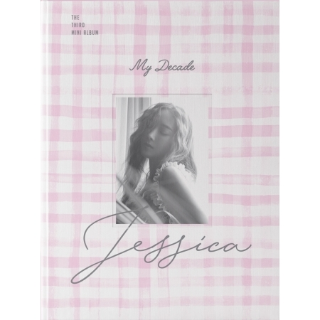 Jessica - Mini Album Vol.3 [My Decade]