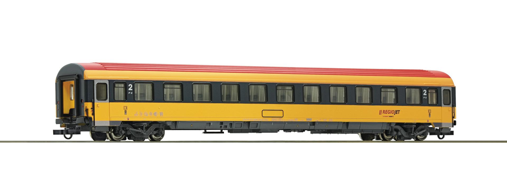 Roco74337 Regiojet coach