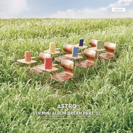 ASTRO - Mini Album Vol.5 [Dream Part.02] ( Wind ver.)