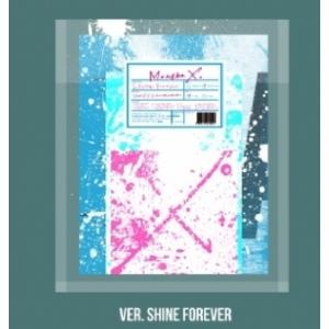 MONSTA X - Album Vol.1 Repackage [SHINE FOREVER] (SHINE FOREVER Ver.)