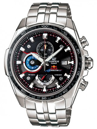 Casio edifice redbull EF-565RB