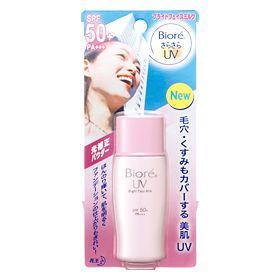 Biore UV Bright Face Milk SPF50/PA+++ 30 ml.
