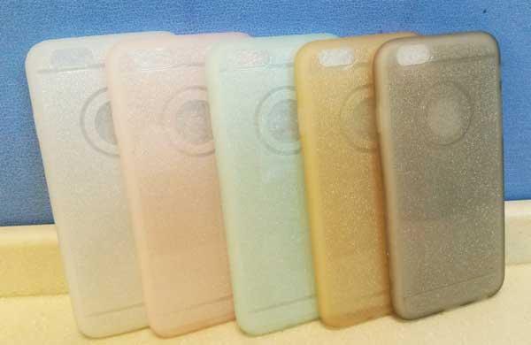 เคสไอโฟน 6 พลัส ยางฟรุ้งฟริ้ง