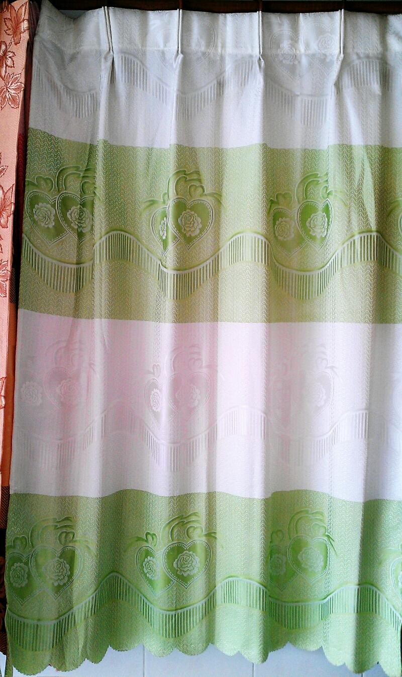 ผ้าม่านหน้าต่างแบบจีบ