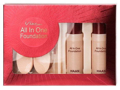All in One Foundation Refill Set / 올인원 파운데이션 리필세트