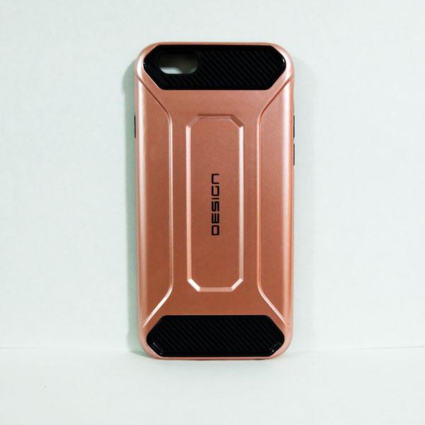 เคสไอโฟน 6/6S design สีพิ้งโกล