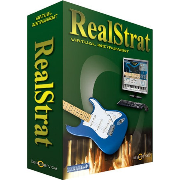 Music Lab Real Strat