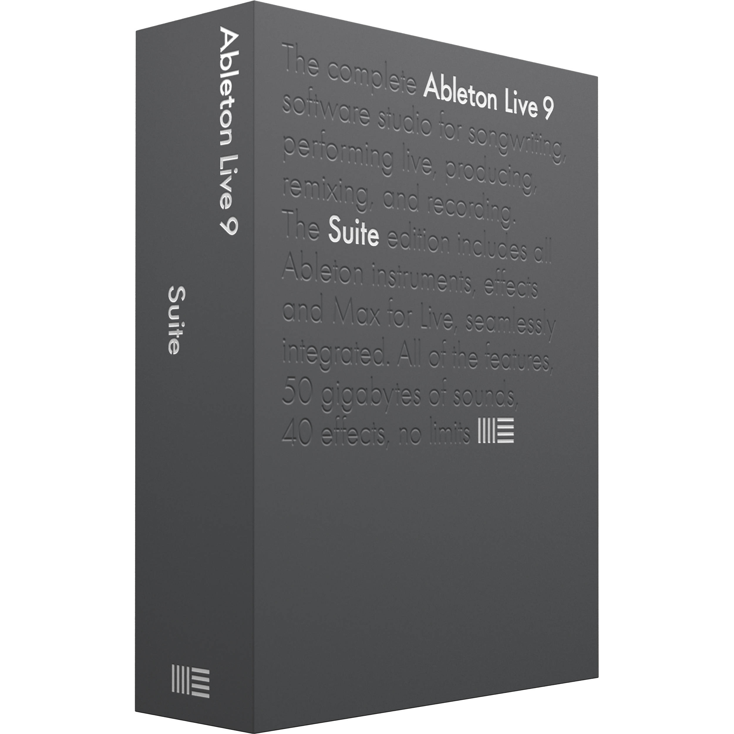 Ableton Live 10 Suite 10.0.2