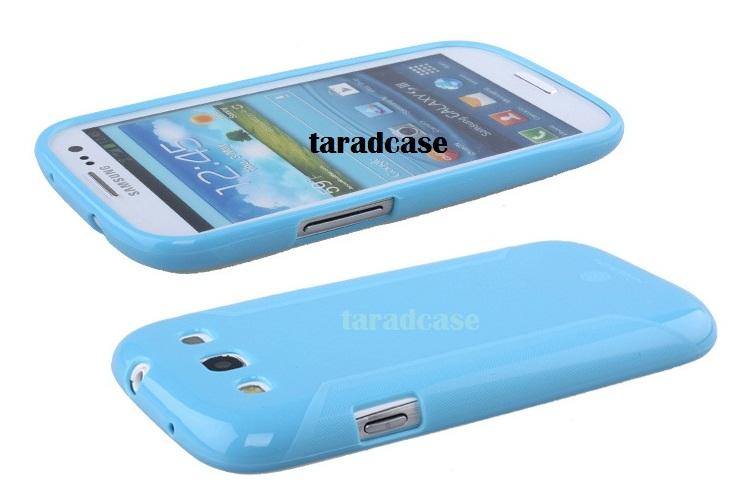 เคส Samsung Galaxy SIII (S3) Nillkin Super (Soft Case) TPU ทำจากยางคุณภาพดี มีความยืดหยุ่นสูง บิดงอได้ จัดถนัดมือ เบาบาง หุ้มได้รอบตัวเครื่อง