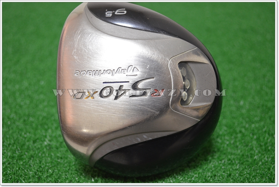 TAYLORMADE R540 XD 9.5* DRIVER M.A.S.2 55G FLEX S