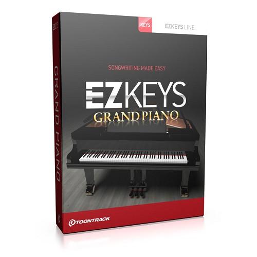 Toontrack EZkeys Grand Piano v1.0.1