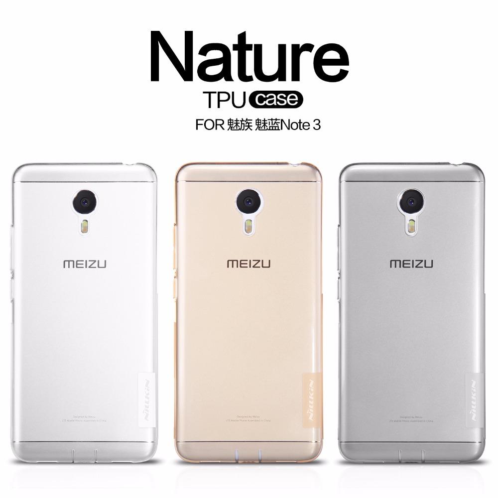 Nillkin Nature TPU Case (Meizu M3 Note)