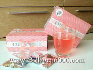 วิธีทาน Colly Pink 6000