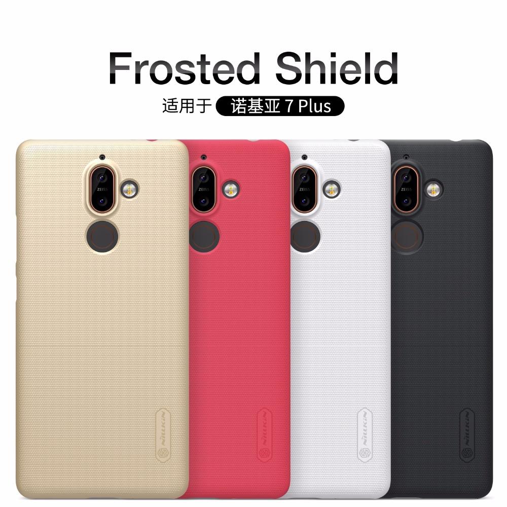 NILLKIN Frosted Shield (Nokia 7 Plus)