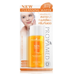 Sun Perfect Cleansing Water 50 ml