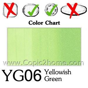 YG06 - Yellowish Green