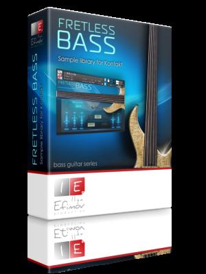 Ilya Efimov Fretless Bass KONTAKT