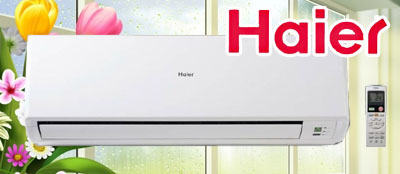 Haier Eco cool New 2012