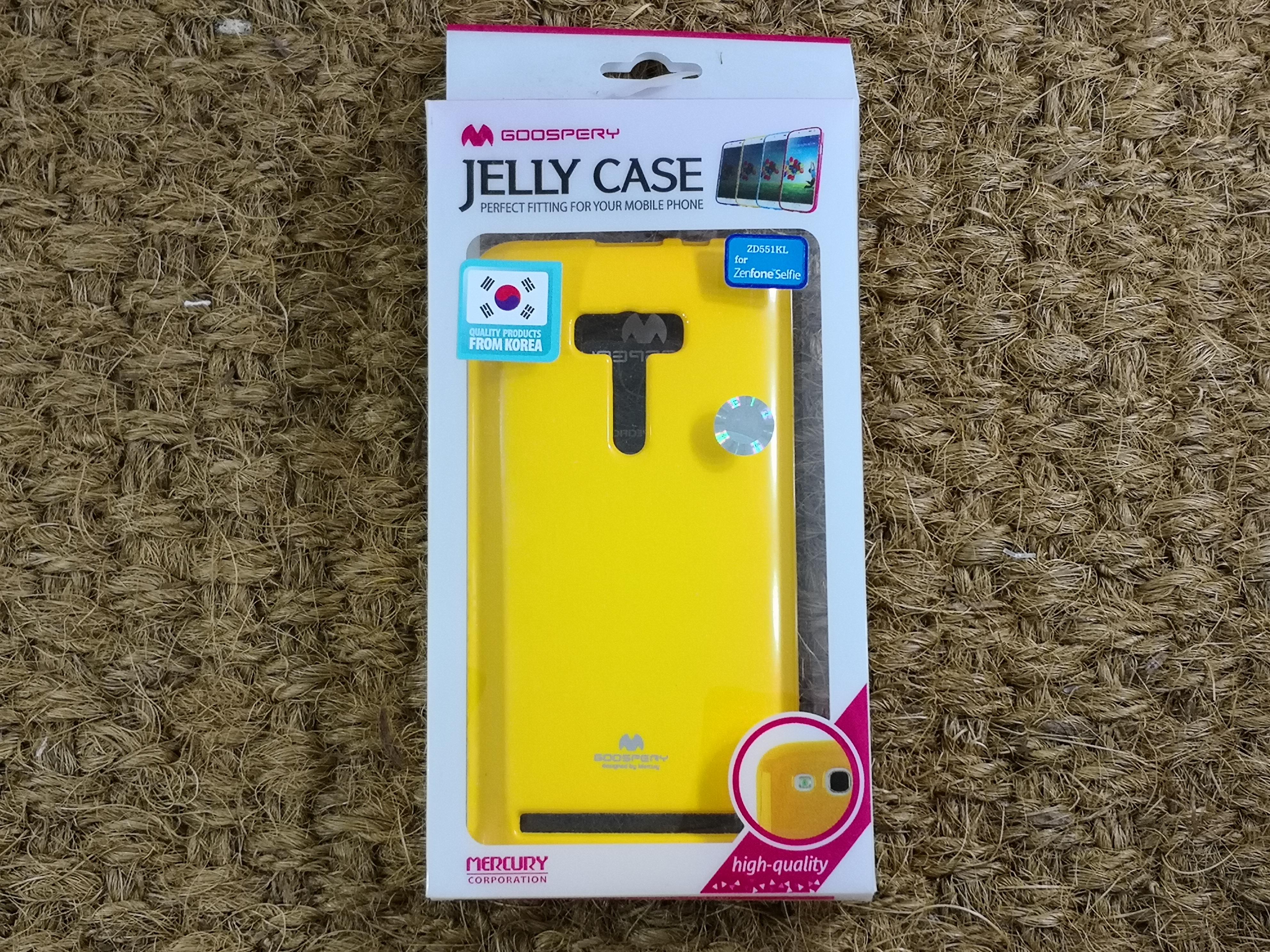 Mercury TPU Case (Zenfone Selfie)
