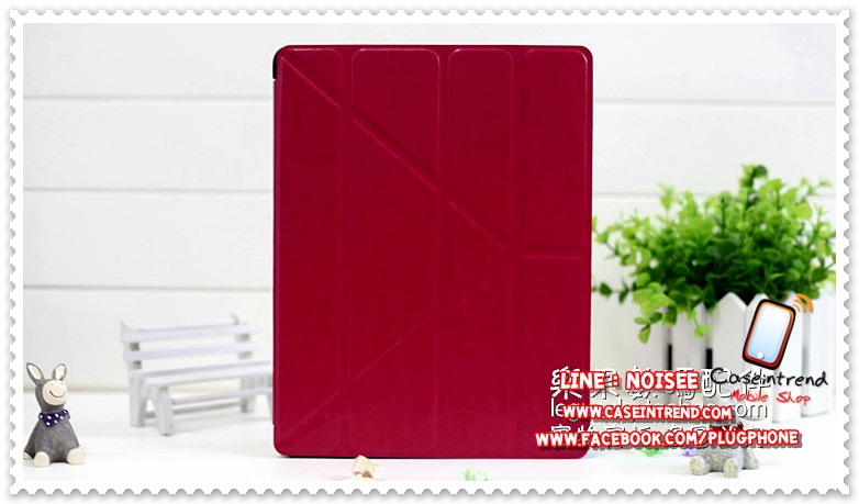 เคส iPad4/ New iPad / iPad2 - Y-style Leather [เคสหนัง]