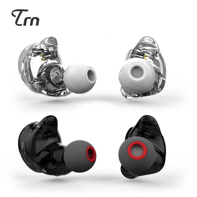 หูฟัง TRN V10 มีไมค์ (Quad Drivers)