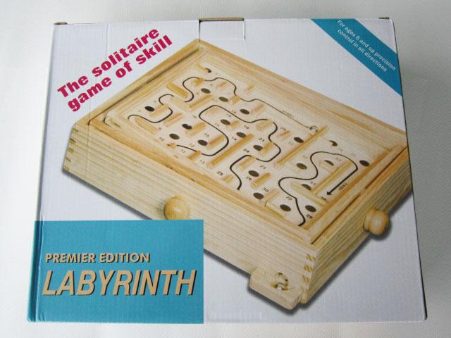 LABYRINTH เกมเขาวงกตไม้(ไซส์ใหญ่)