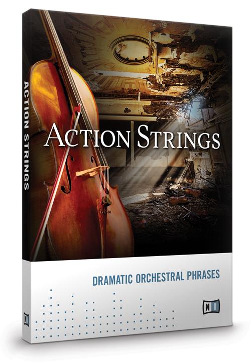 Native Intruments - Action Strings KONTAKT