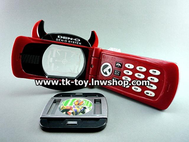 โทรศัพท์ เดนโอ (เคทารอส อุปกรณ์เปลี่ยนร่างเดนโอ)