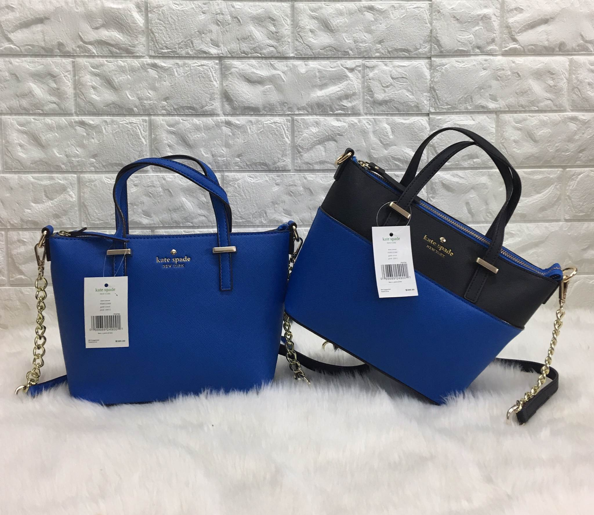 New In. Kate spade new york Saffiano Bag
